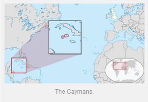The Caymans